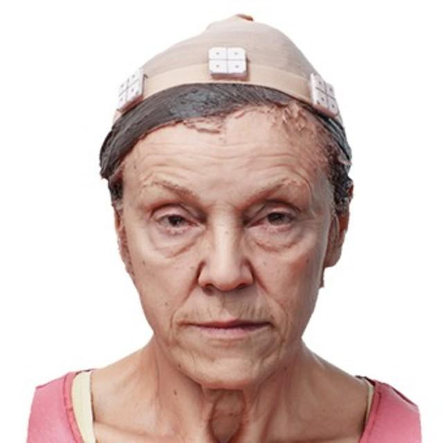 RAW 3D scan Sophia Wilson