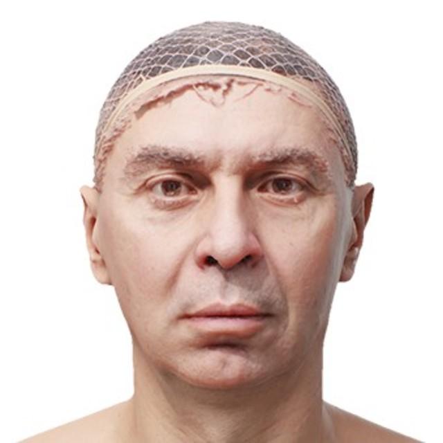 RAW 3D scan Reece Burke
