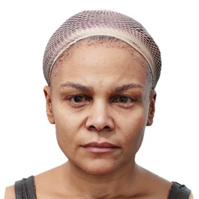 RAW 3D scan Raenia Freeman