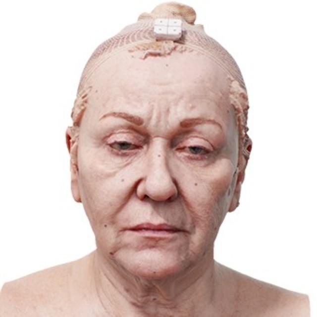 RAW 3D scan Louise Sharp