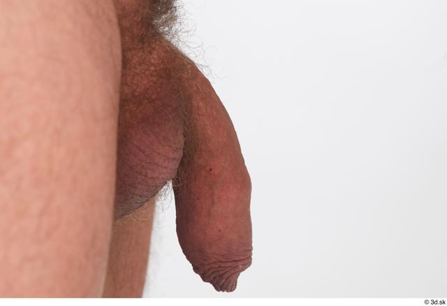 Penis Man White Nude Average Studio photo references