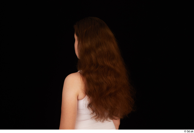 Hair Woman White Studio photo references