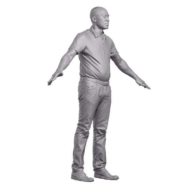 Base Scan of Nio´s Body