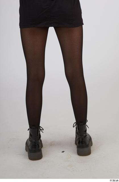 Leg Woman Casual Slim Street photo references
