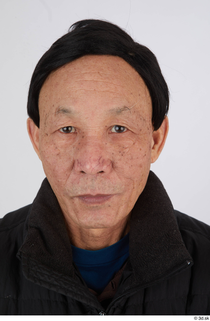 Face Head Hair Man Asian Casual Slim Street photo references