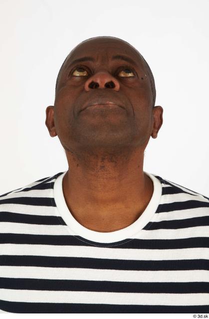 Head Man Black Casual Slim Street photo references