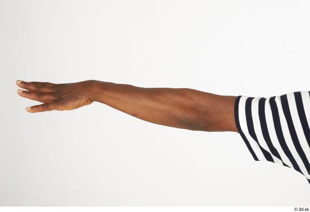 Arm Man Black Casual Slim Street photo references