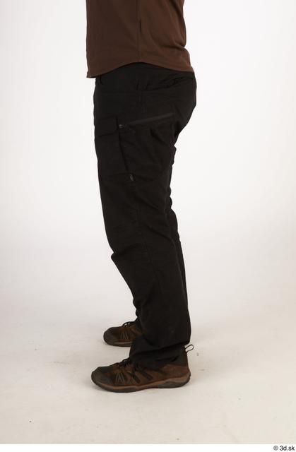Leg Man Asian Casual Chubby Street photo references