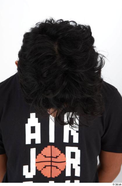 Head Hair Man Casual Slim Street photo references