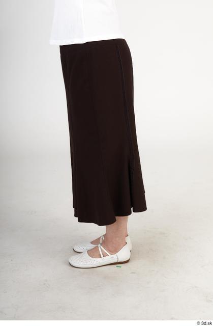 Leg Woman Asian Casual Slim Street photo references