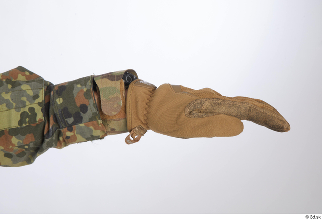 Hand Army Gloves Athletic Street photo references
