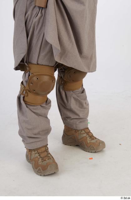 Leg Man White Army Athletic Street photo references
