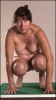 Paula poses