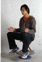 Rong Ji poses 0012