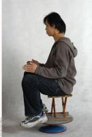 Rong Ji poses 0013