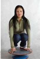 Zhan Xi poses 0011