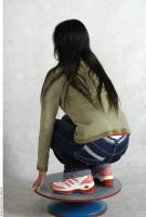 Zhan Xi poses 0014