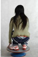 Zhan Xi poses 0015