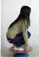 Zhan Xi poses 0017
