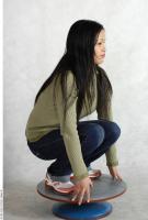 Zhan Xi poses 0018