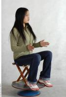 Zhan Xi poses 0026