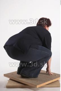 Romana poses