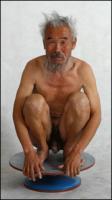 Minyin poses