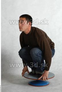 Yakamo poses