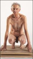 Emanuel poses