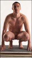 Oleg poses