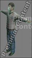 3D Model White Man # 11