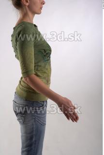 Agata poses