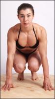 Oxana poses # 1
