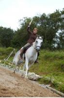 Horse poses 0088