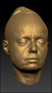 Female-head-3D-scan