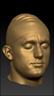 Jacob-3D-head-scan