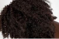 Hair texture of Kendy 0007