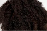 Hair texture of Kendy 0006