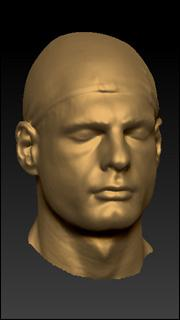 Real head scan Alberto 0001