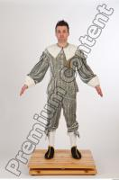 Medieval male costume 0001