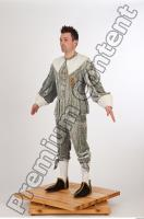 Medieval male costume 0002