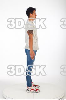 Whole body tshirt jeans reference 0007