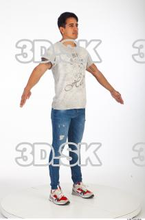 Whole body tshirt jeans reference 0016