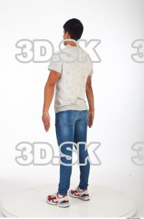 Whole body tshirt jeans reference 0004