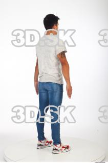 Whole body tshirt jeans reference 0006