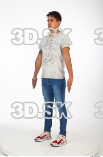 Whole body tshirt jeans reference 0002