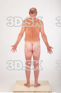 Whole body nude of Ed 0005