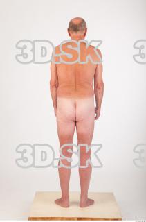 Whole body nude of Ed 0010