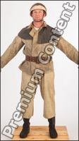 Vintage fireman uniform