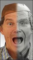 3D head scan of emotions and phonemes - Petr